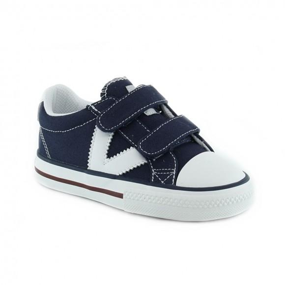 Zapatillas de lona Victoria 1065163 Azul