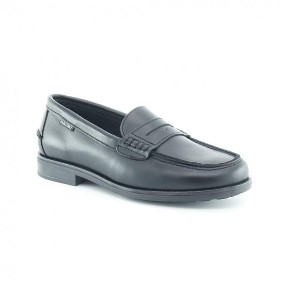 Zapato colegial Pablosky 714910 Negro
