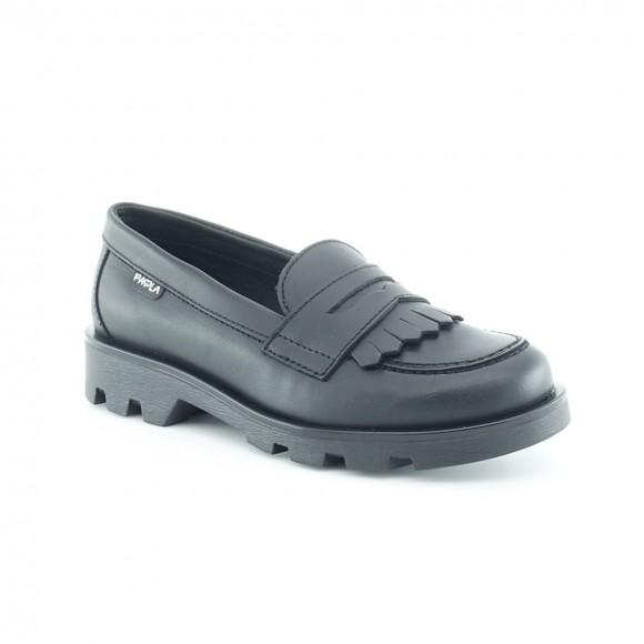 Zapato colegial Pablosky 861710 Negro