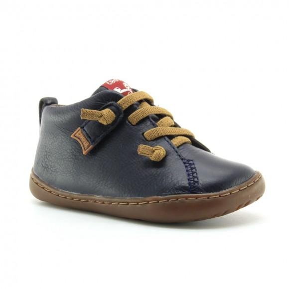 Zapatos Camper niño Peu Marino
