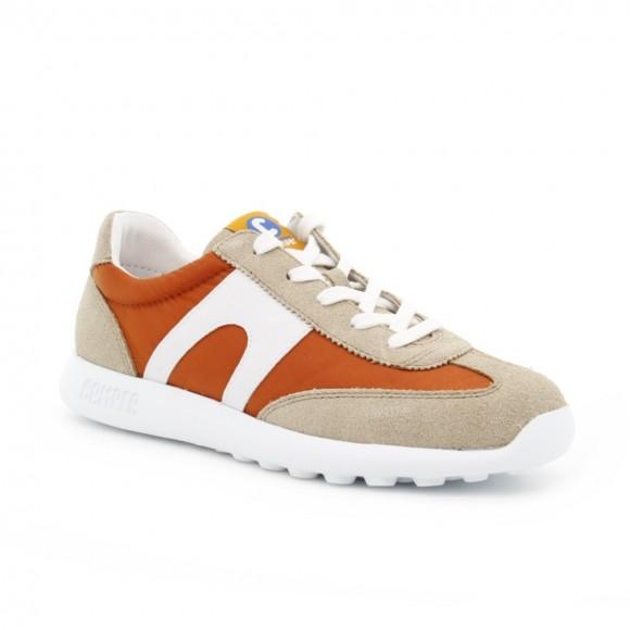 Zapatos Camper Kids Driftie Naranja