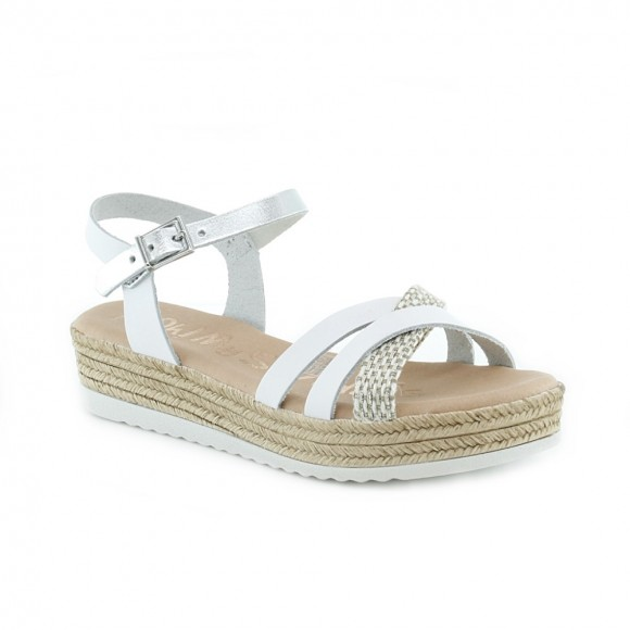 Sandalias Oh my Sandals 4916 Blanco