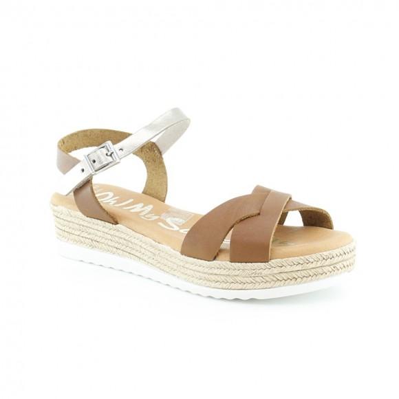 Sandalias Oh my Sandals 4844 Marrón