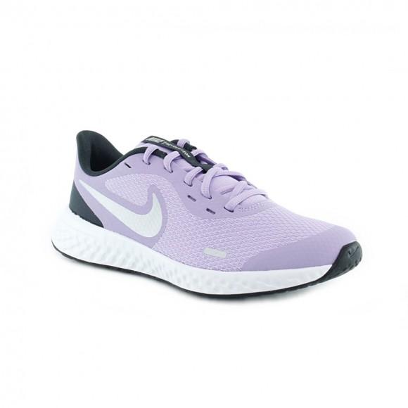 Zapatillas Nike Revolution 5 Lila C