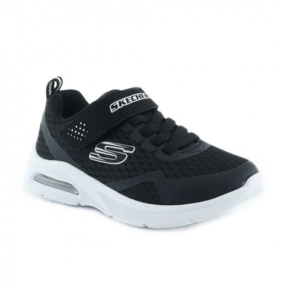 Zapatillas Skechers Microspec Negro.
