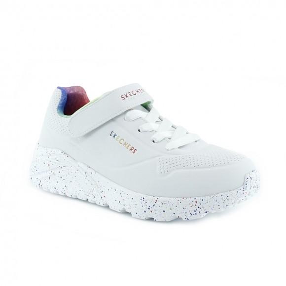 Zapatillas Skechers Uno Lite Blanco