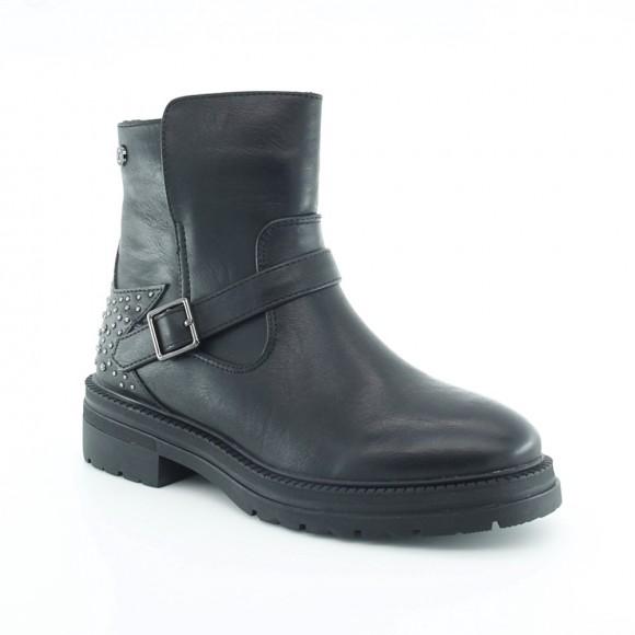 Botines de niña Xti 57753 Negro