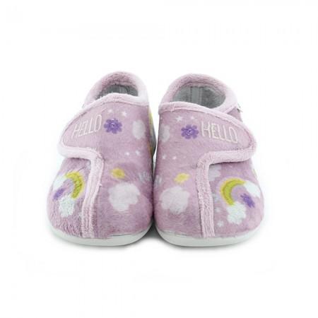 Zapatillas de casa Vulladi Arcoiris Rosa