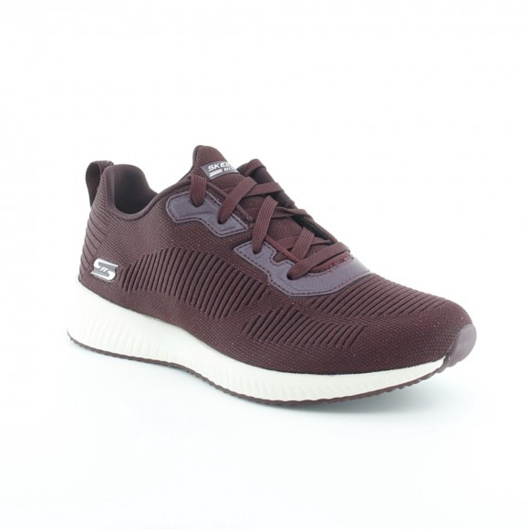 Zapatillas Skechers Bobs Squad Granate