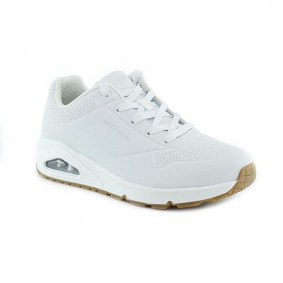 Zapatillas Skechers Uno Stand On Blanco