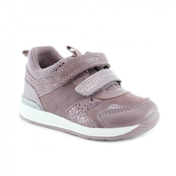 Zapatos Geox Rishon Rosa