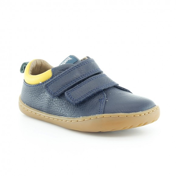 Zapatos Camper Kids Peu Azul