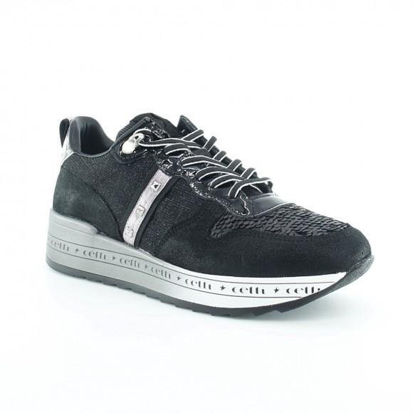 Zapato deportivo Cetti C-1198 Negro