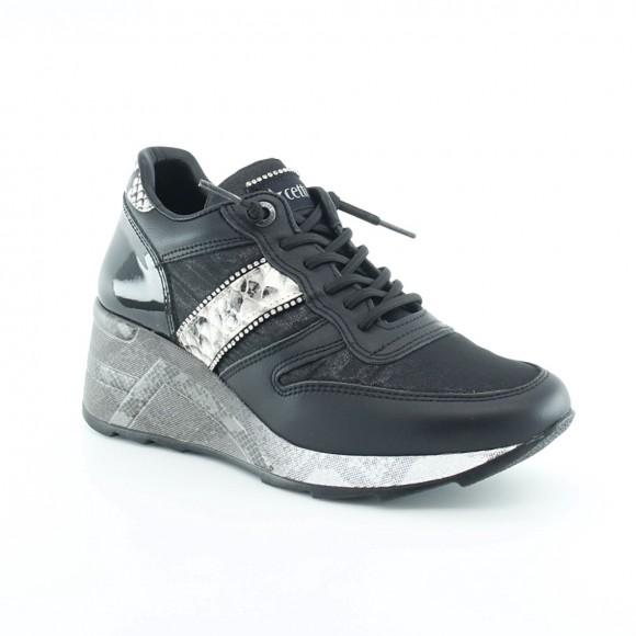 Zapato deportivo Cetti C-1145 Negro.