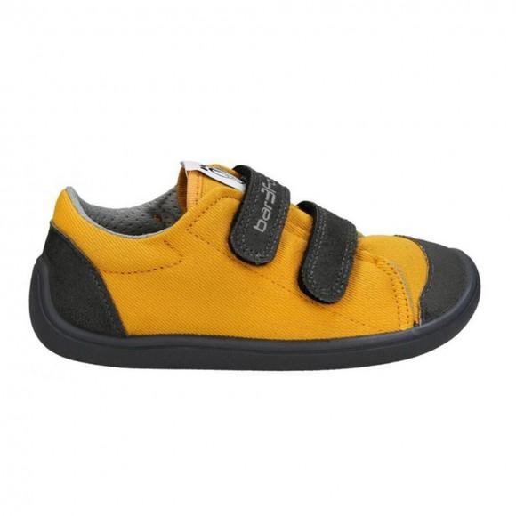 Calzado respetuoso Bar3foot Amarillo