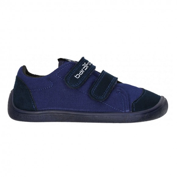 Zapato respetuoso deportivo Bar3foot Negro