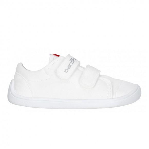 Calzado respetuoso Bar3foot Blanco