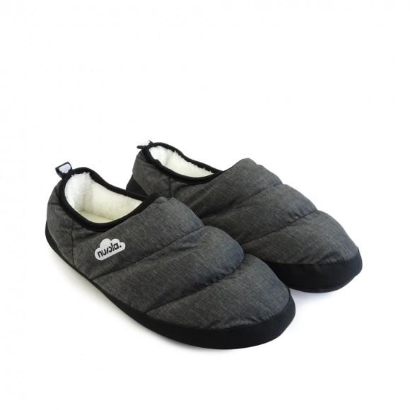 Zapatillas de casa Nuvola Classic Marbled Negro