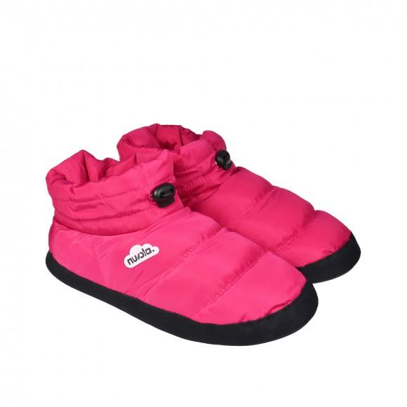 Zapatillas de casa Nuvola Boot Fucsia