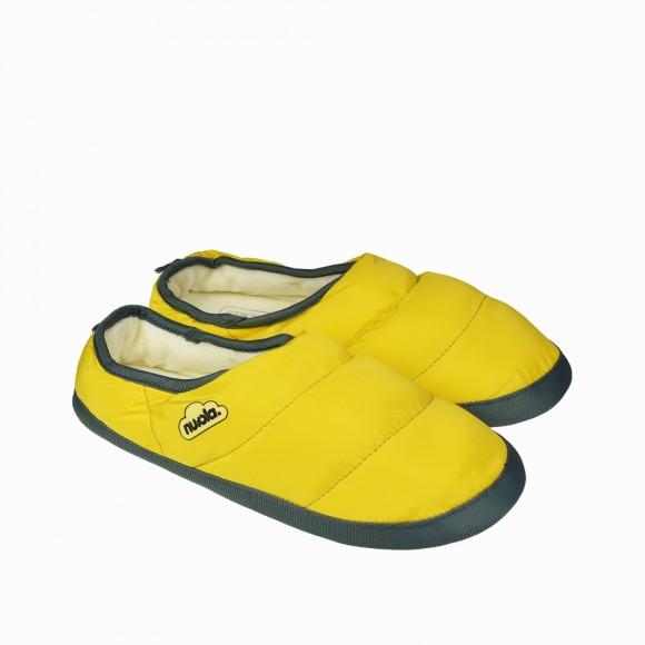 Zapatillas de casa Nuvola Classic Party Amarillo