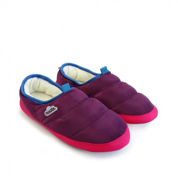 Zapatillas de casa Nuvola Classic Party Lila