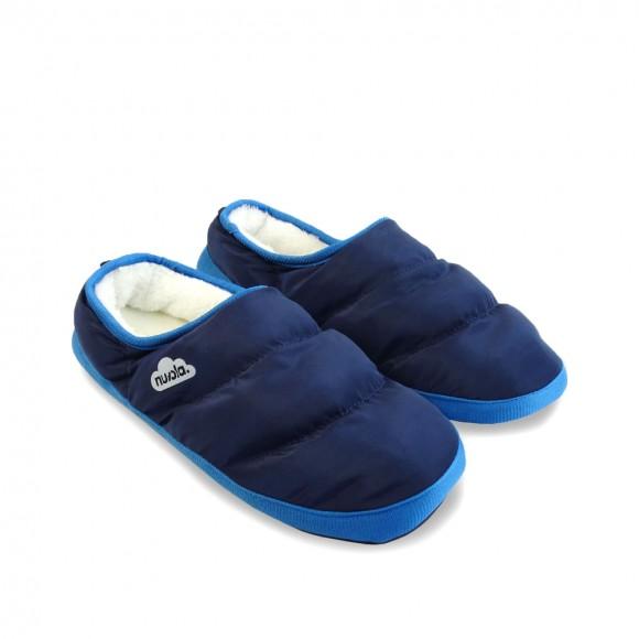 Zapatillas de casa Nuvola Classic Chill Azul