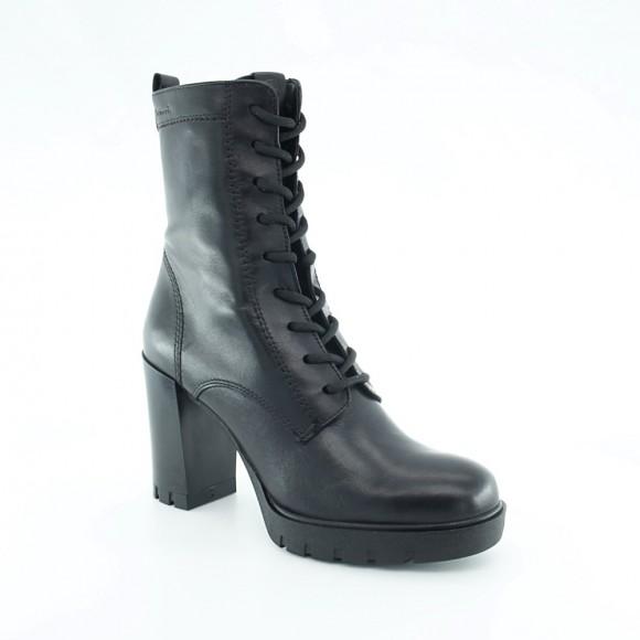 Botines de mujer Tamaris 25011 Negro