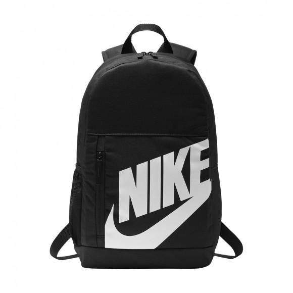 Mochila Nike Elemental Negro-Blanco
